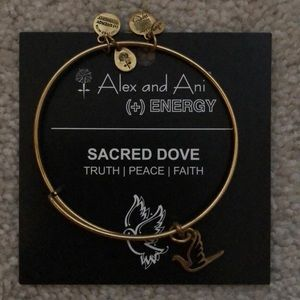 Alex and Ani - sacred dove
